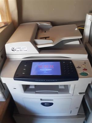 Xerox 3635 printer for sal