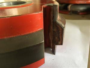 Moulder Tooling, Spindle Cutter Head Sets (Ex Garage Door Factory)