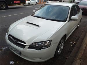2004 Subaru Legacy 2.0 Premium auto