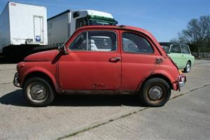 WANTED! Classic Fiat 500