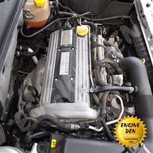 OPEL ASTRA ECOTEC 2.2L 16V Z22SE USED ENGINE
