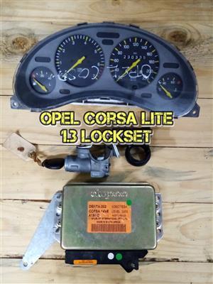 OPEL CORSA LITE LOCKSET