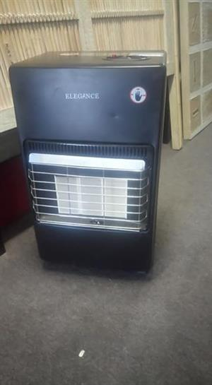 Gas heater ( works perfectly)