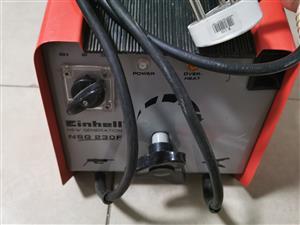 Professional Einhell 230 welding machine