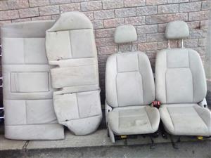 Mercedes W204 Kompressor seats for sale.
