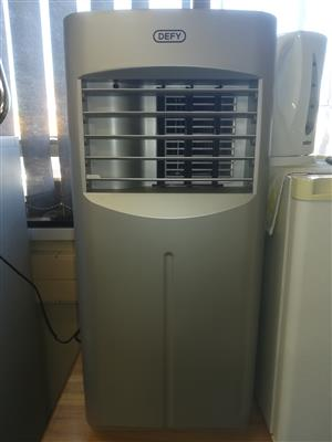 Defy 9000 btu portable airconditioner