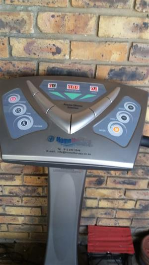 Slimmer Exerceser machine to sell or swop for a Treadmill