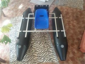 Pontoon Kick Boat for Sale