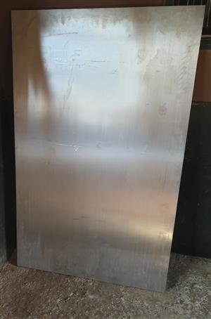Aluminium Plate 10 mm thick (1026x1640mm)