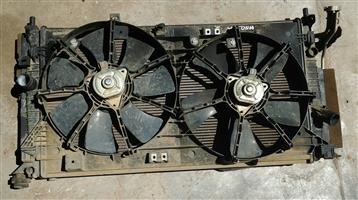 Mazda 3 2011 Fan