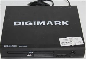 S035058A Digimark dvd player with remote #Rosettenvillepawnshop