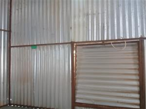 Steel frame zozo for sale