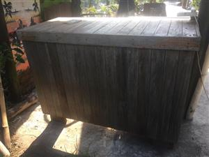 Old wooden bar for sale
