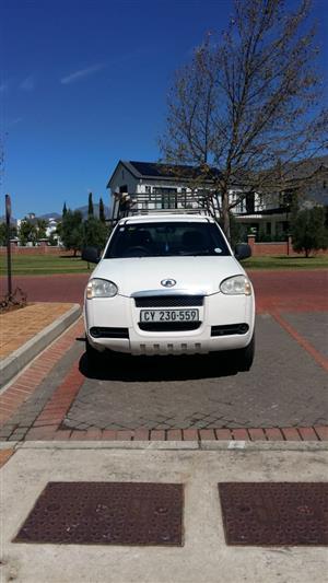 2011 GWM Single Cab 2.2MPi Workhorse