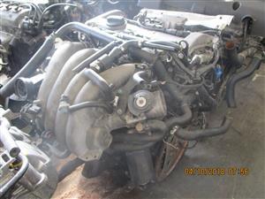 Nissan Sentra 1.6i 16valve engine for sale