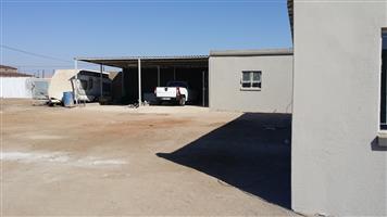 COMMECIAL PROPERTY AT SITE 938 MOREBUDI PARK GA-MOTHAPO