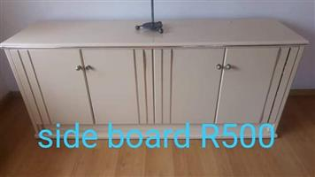Beige sideboard for sale