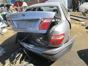 Nissan Almera Luxury comfort 2002 1.6 stripping for spares !!