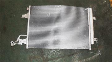 2015 audi a6 aircon radiator