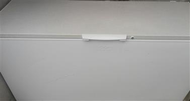 KIC Chest Freezer, White 550 L, fridge/freezer setting
