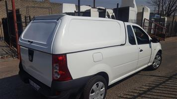 GC NISSAN NP200 LOW-LINER COMPLETELY BLANK WHITE CANOPY FOR SALE!