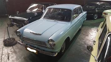 1200. 1962 FORD CORTINA.