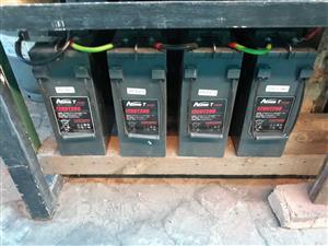 Solar batterye
