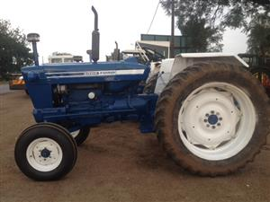 Blue Ford 5000 2x4 Pre-Owned Tractor