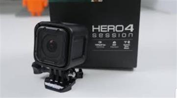 Go Pro hero 4 session for sale