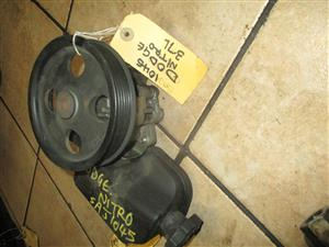 DODGE NITRO 3.7 2007 POWER STEERING PUMP FOR SALE
