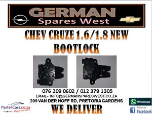 CHEV CRUZE 1.6/1.8 NEW BOOTLOCK FOR SALE