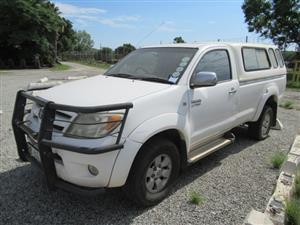 2013 Toyota Hilux 2.7 SRX