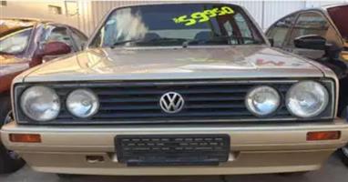 2001 VW Citi CITI CHICO 1.4i