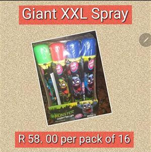 Giant xxl spray for sale
