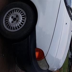 2002 Fiat Palio 1.2 5 door Go!