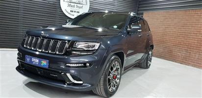 2017 Jeep Grand Cherokee SRT8