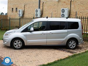 2015 Ford Tourneo Connect 1.0T Titanium