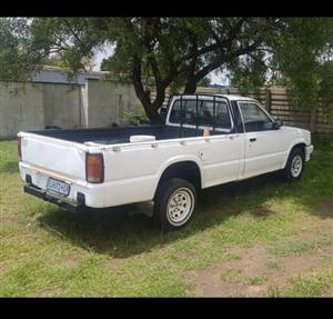 1993 Ford Courier