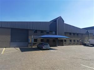 Industrial warehouse/workshop space to let