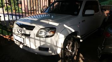 2008 Mazda BT-50 3.0CRD double cab SLE auto