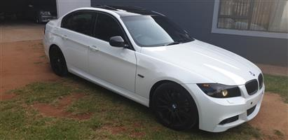 BMW 3 Series 320d 3 40 Year Edition