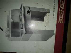 Anvil spaza fryer floorstanding