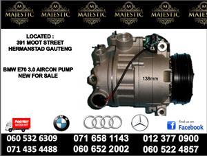 BMW e87 aircon pump for sale