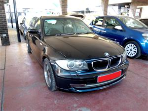 2007 BMW 1 Series 120d 5 door auto