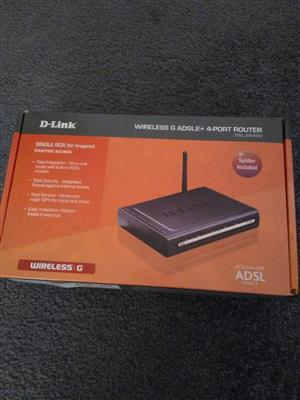 Adsl router for sale