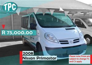 2008 Nissan Interstar