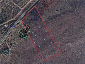 Modimolle, Limpopo. 20,8668 ha Chicken farm, 8 x Chicken Coops – 120m2 each. Improvements see advert