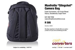 """Manfrotto """"Slingshot"""" Camera Bag"""