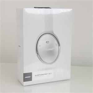 Bose QuietComfort 35 II Headphones - Silver