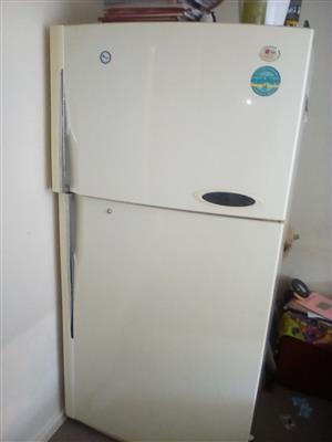 Large lg fridge for sale